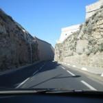 Straßen Frankreich mautfrei