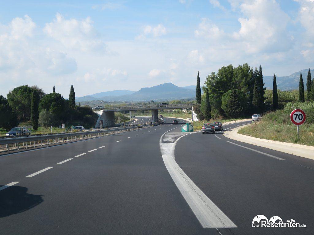 Autobahn Frankreich mautfrei