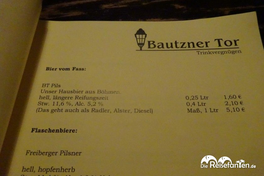 Faire Preise im Bautzner Tor in Dresden