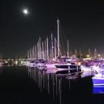 Agde Marina Stadthafen Boote Yachten