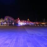 Agde Marina Stadthafen Verlassen