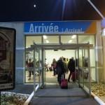 Ankunft Flughafen Béziers