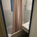 Badezimmer Hotel Alhambra Agde