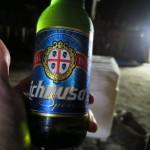 Chiavari Birra Ichnusa