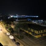 Chiavari Nachtaufnahme