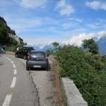 Citroen C1 Mietwagen am Gardasee in Italien