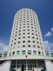 Fiat Turm Marina di Massa Nahaufnahme