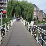 Groningen Brücke Kanal