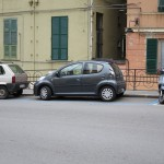 Citroen Mietwagen in Genua in Italien