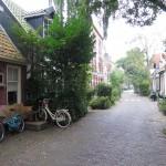 Ruhige Seitenstrasse Groningen