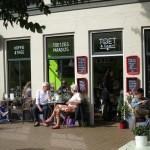 Toet en taart Café Groningen