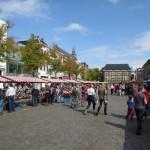Vismarkt Markplatz Groningen