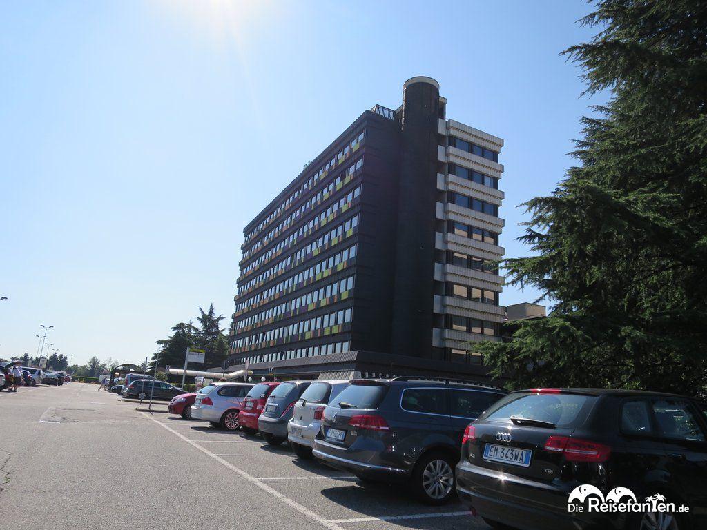 Außenansicht des Hotels Ibis Styles Milano Agrate Brianza