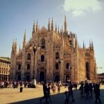 Domplatz in Mailand