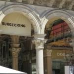 Fastfood-Restaurant in Mailand