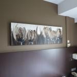 Hotelzimmer Hampshire Groningen Wand