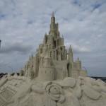 Schloss Sandskulptur Winschoten
