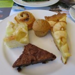 Süßes Frühstück im Hotel Ibis Styles Milano Agrate Brianza