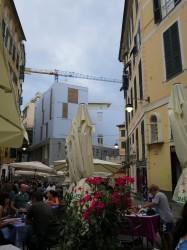 Piazza del Erbe Genua