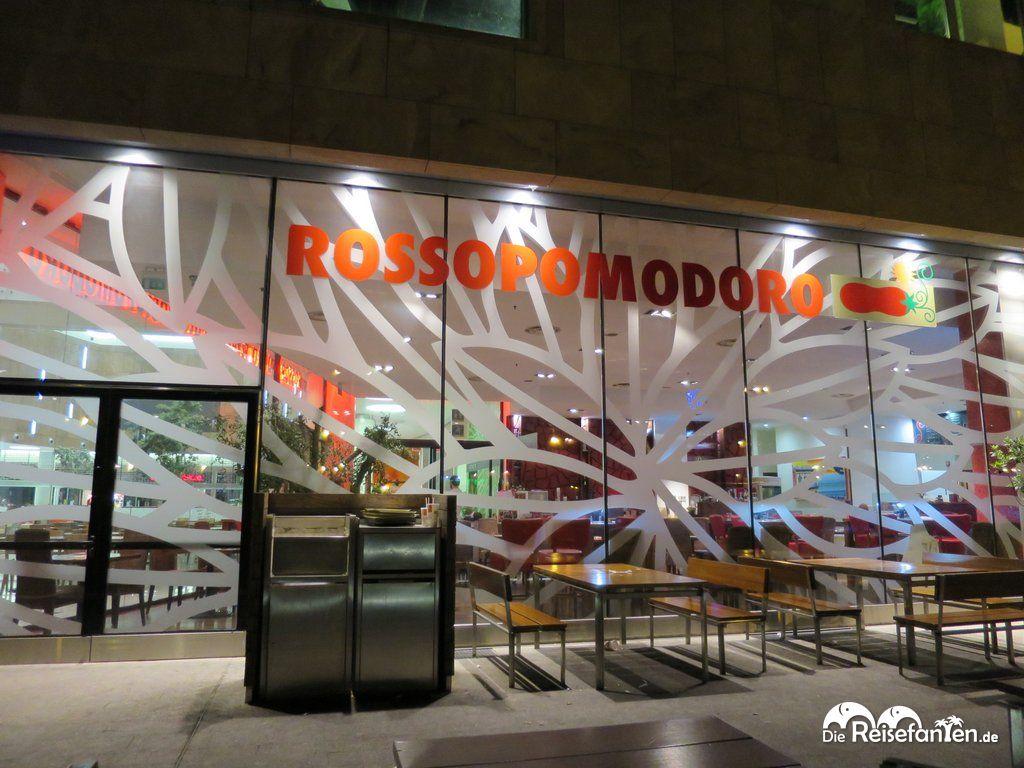 Rossopomodoro Einkaufscenter Carosello Milano