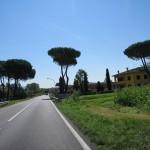 Auf dem Weg nach Florenz