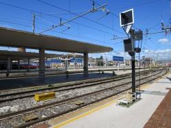 Der Bahnhof von Florenz