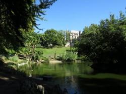 Der Plateau des Poètes in Béziers.