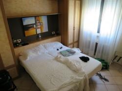 Doppelzimmer im Hotels Montebello in Montecatini Terme