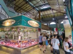 Im Mercato di San Lorenzo in Florenz