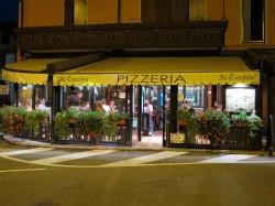 Abend waren die Restaurants in Tignale gut gefüllt