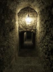 Mittelalterliche Wege führen durch Tignale