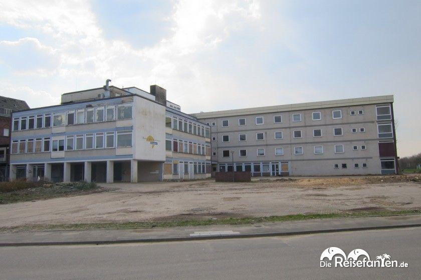 Das Krankenhaus von Immerath