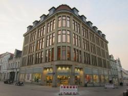 Das Ursprungshaus der Karstadt Kette befindet sich in Wismar
