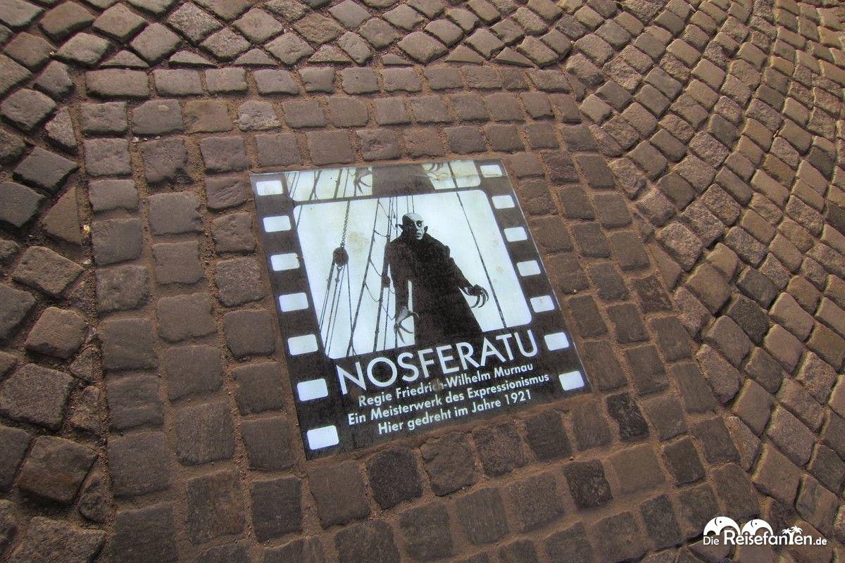 In Wismar wurde der Film Nosferatur gedreht