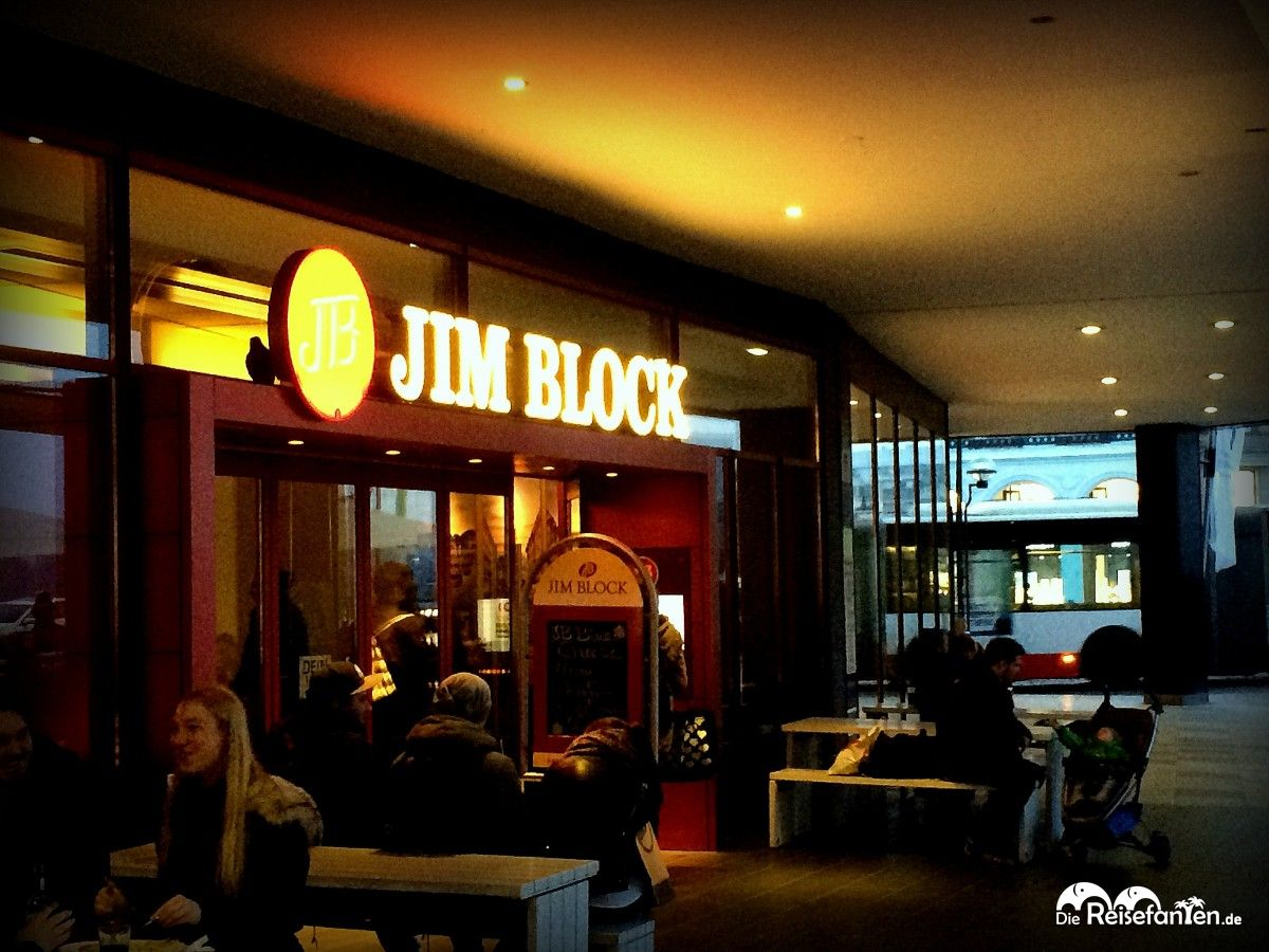 fast food deluxe bei jim block in hamburg. Black Bedroom Furniture Sets. Home Design Ideas