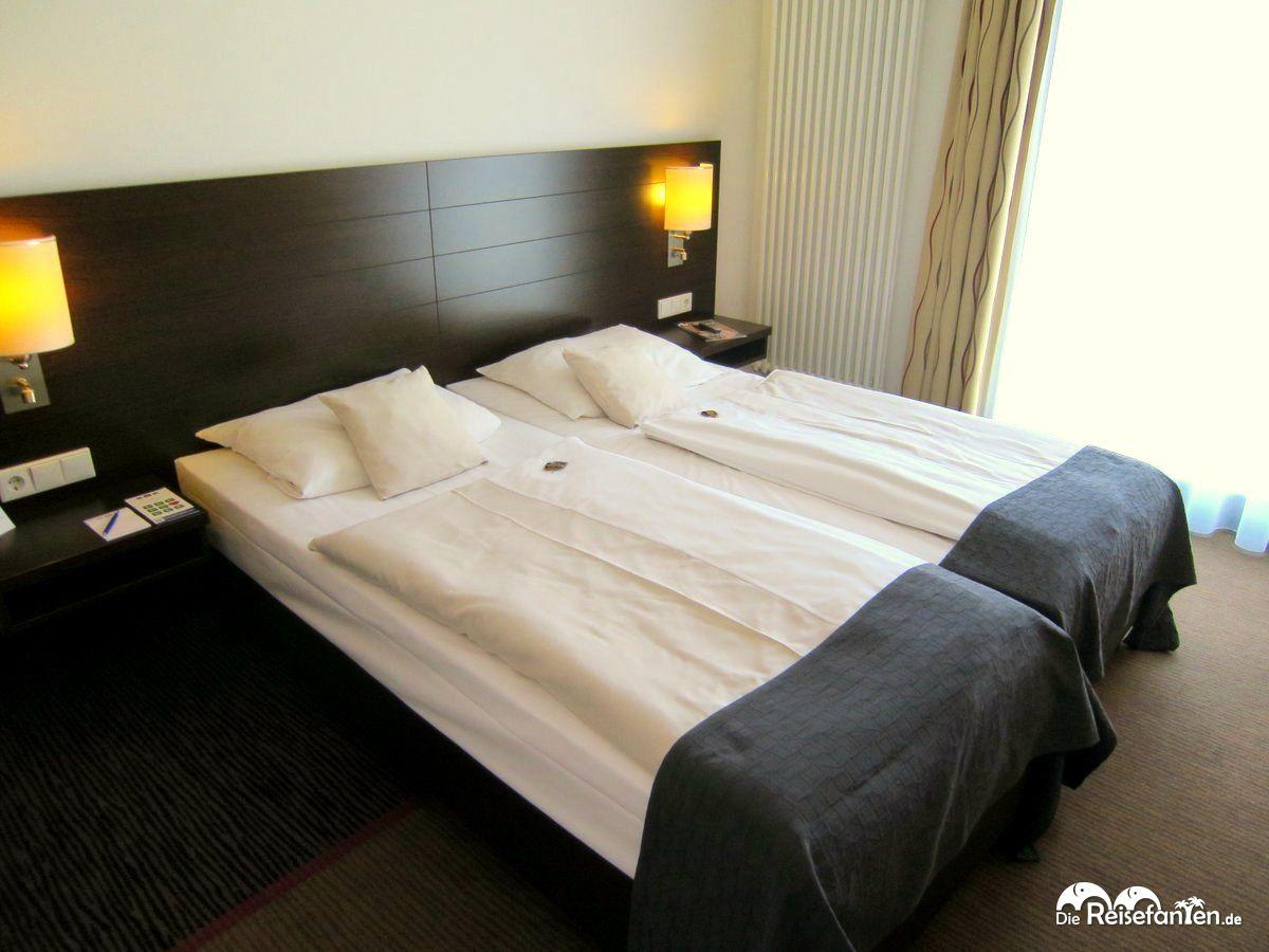 Modern eingerichtete Zimmer im Best Western Hotel Ostertor in Bad ...