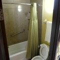 Badezimmer im americas best value inn fort myers