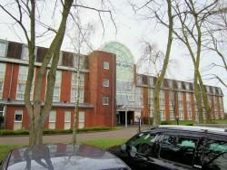Das Hotel Mercure Düsseldorf Kaarst