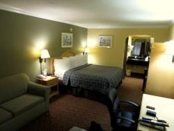 Gemütliches Doppelzimmer im americas best value inn fort myers