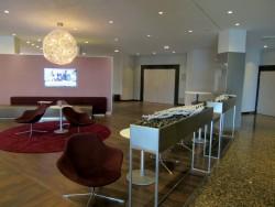 Lobby im Hotel Mercure Düsseldorf Kaarst