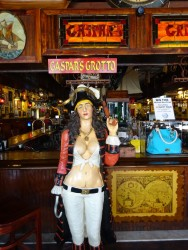 Gaspar's Grotto ist die passende Bar zum Gasparilla Piraten Festival