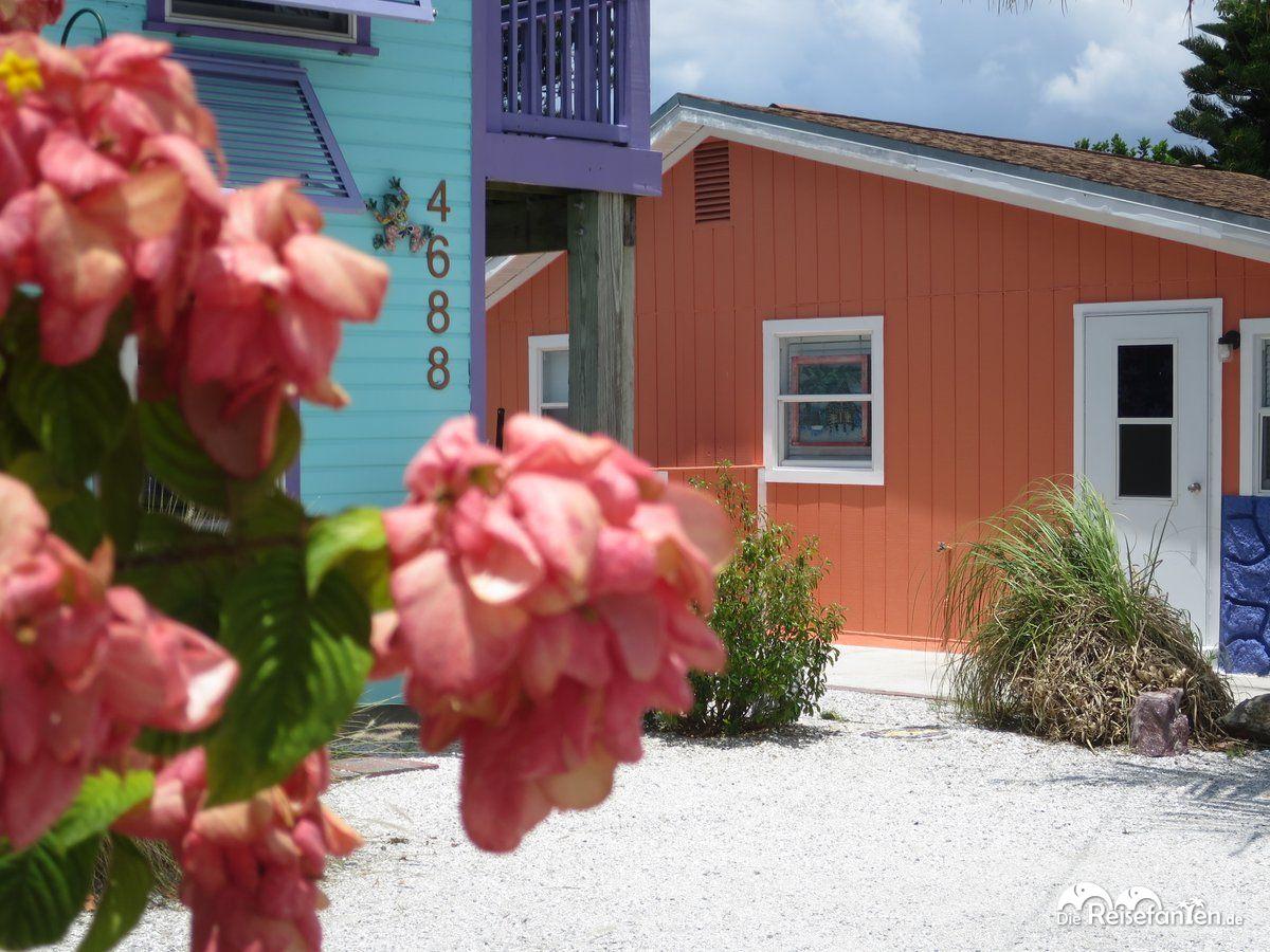 Schöne Häuser in Matlacha