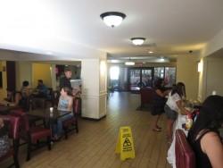 Der Frühstücksraum im Red Roof Plus+ Miami Airport Hotel