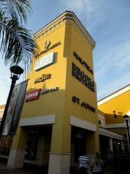 Die Orlando International Premium Outlets in Florida
