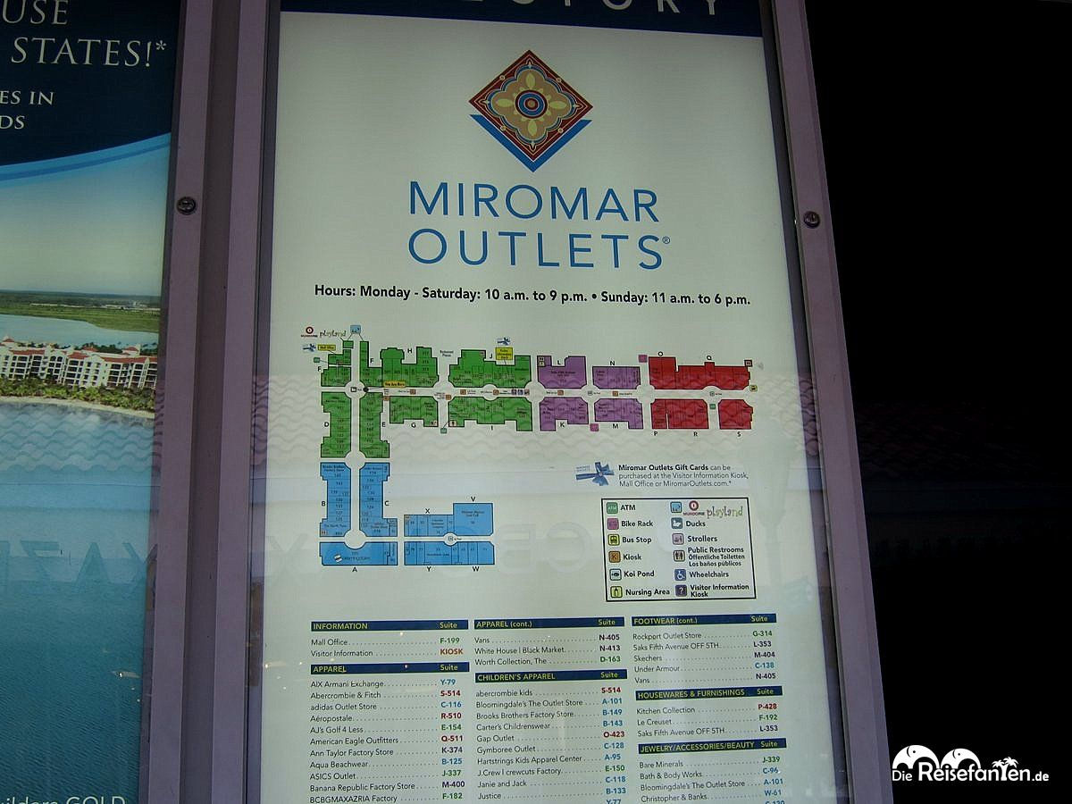 Miromar outlets florida : Best restaurants in surrey