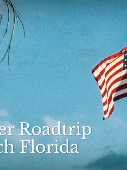 Unser Roadtrip durch Florida