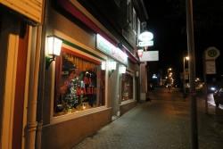 Das Restaurant Da Mario in Clausthal-Zellerfeld in der Außenansicht