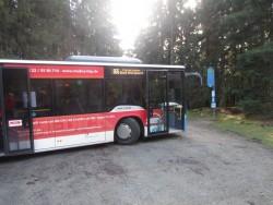 Von April bis Anfang November verkehrt die Linie 866 von Bad Harzburg zu den Kästeklippen