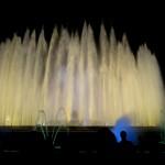 Atemberaubende Wasserspiele der Fot Magica in Barcelona