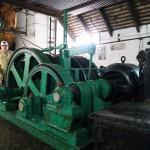 Auch die neueren Maschinen können im 19-Lachter-Stollen in Wildemann noch besichtigt werden